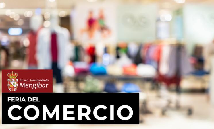 El Ayuntamiento de Mengíbar abre las inscripciones para la III Feria del Comercio Local