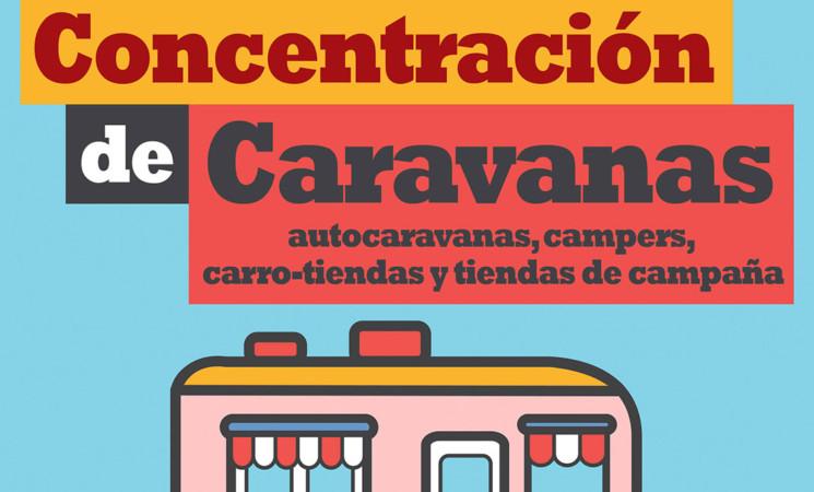 Nueva concentración de caravanas en Mengíbar, del 12 al 15 de marzo de 2020