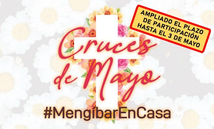 Ganadores del Concurso de Cruces de Mayo #MengíbarEnCasa 2020