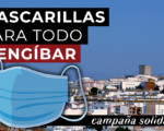Coronavirus: Campaña 20.000 'Mascarillas para todo Mengíbar'