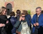 El Ayuntamiento de Mengíbar muestra su pesar por el fallecimiento de Pilar Palazón, la presidenta de la Asociación Amigos de los Íberos que ayudó al yacimiento del Arco de Jano