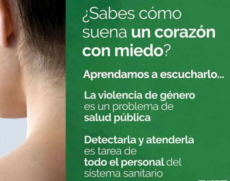 Campaña 'Corazones sin miedo': Durante la pandemia, hay que redoblar esfuerzos en la lucha contra la violencia de género