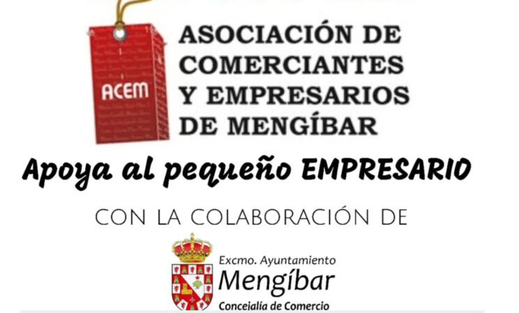 #CompraEnMengíbar: Vídeo promocional de la Asociación de Comerciantes y Empresarios de Mengíbar para incentivar las compras en el municipio