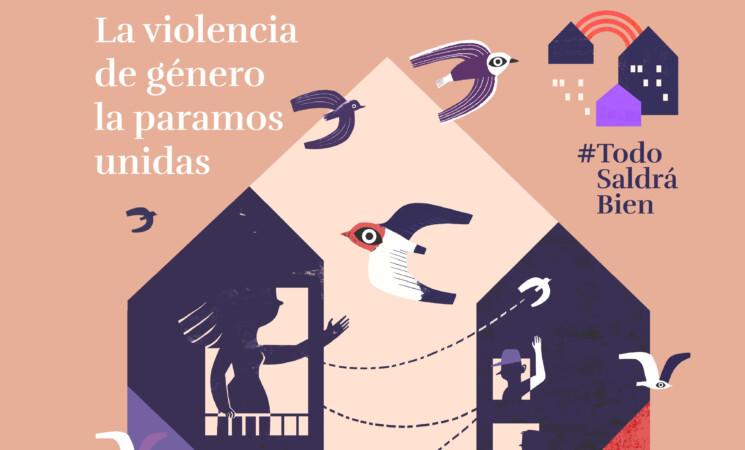 Campaña 'Apoya a tu comunidad': Mengíbar no tolera la violencia de género