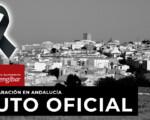 Coronavirus: Decreto de la Junta de Andalucía por el que se declara luto oficial en la comunidad autónoma por los fallecidos durante la pandemia de COVID-19