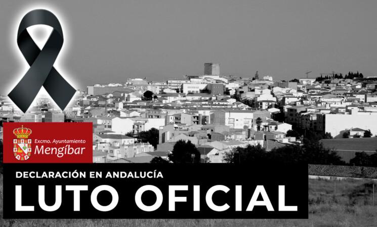 Coronavirus: El Ayuntamiento de Mengíbar se suma a la declaración de luto oficial en Andalucía