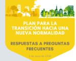 Coronavirus: Plan para la Transición hacia una Nueva Normalidad - Respuestas a preguntas frecuentes