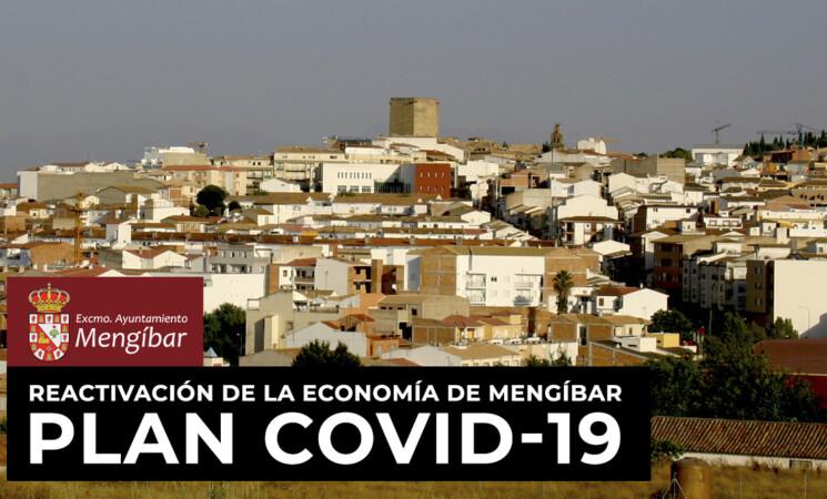 Coronavirus: El Ayuntamiento de Mengíbar invertirá 830.000 euros en un plan de medidas para reactivar la economía local y ayudar a familias vulnerables por la crisis del COVID-19