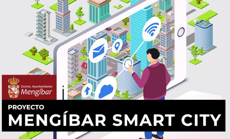 Proyecto 'Mengíbar Smart City': Encuesta a la ciudadanía y a los colectivos mengibareños