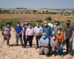 El presidente de la Diputación de Jaén visita las excavaciones de la ciudad íbera de Iliturgi en Mengíbar