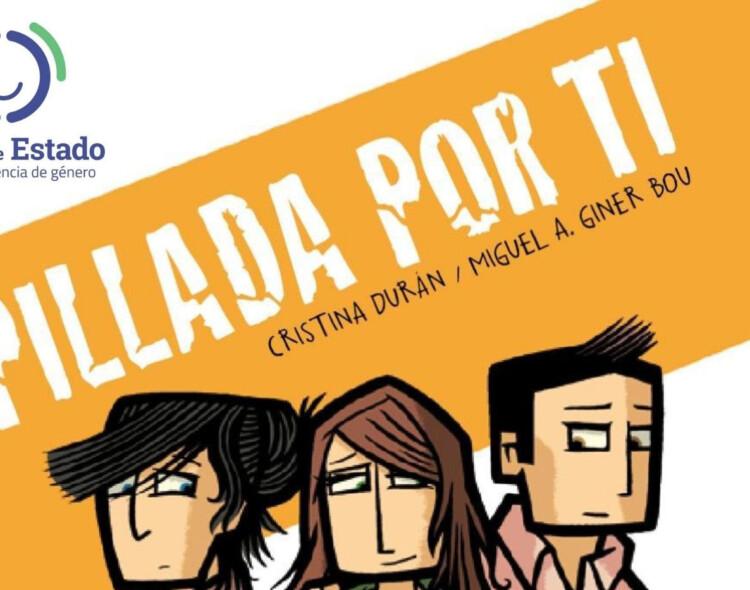 Mengíbar contra la violencia de género: Un cómic en 'app' para concienciar a los más jóvenes contra la violencia machista