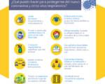 Coronavirus: ¿Qué puedo hacer para protegerme del nuevo coronavirus y otros virus respiratorios?