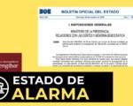 Coronavirus: El Gobierno decreta un estado de alarma para dar amparo constitucional pleno a las medidas contra la pandemia necesarias en las CCAA