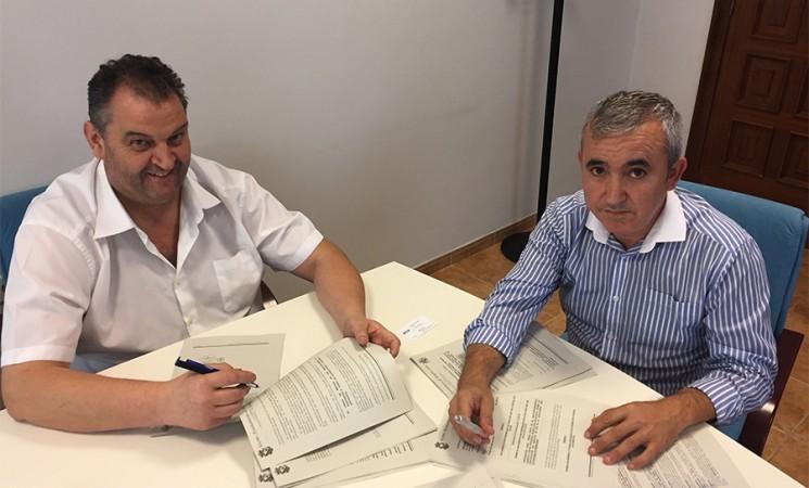 Formalización del Contrato para la PRESTACIÓN DEL SERVICIO DE BAR EN EL APEADERO DE AUTOBUSES DE MENGIBAR (JAÉN)