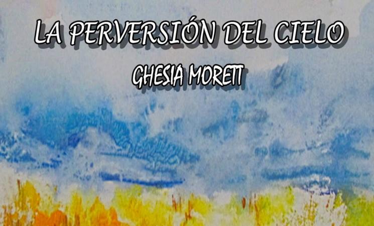 Ghesia Morett presenta su libro 'La perversión del cielo'