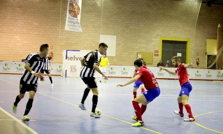 El Mengíbar arrolla al Tenerife (6-1)