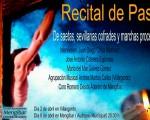 Saetas, sevillanas cofrades y marchas procesionales en el 'Recital de Pasión'