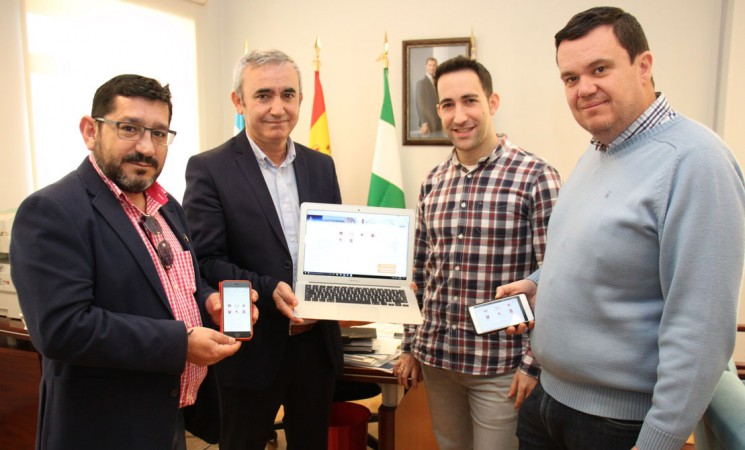El Ayuntamiento de Mengíbar estrena su nueva sede electrónica