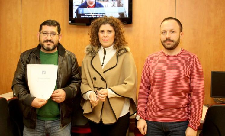 El Centro Guadalinfo de Mengíbar presenta su nuevo plan de trabajo
