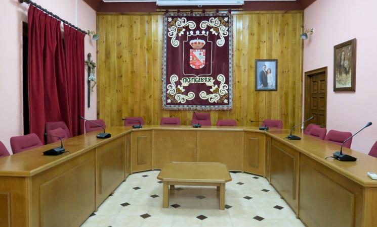 Pleno ordinario de la Corporación Municipal de Mengíbar del 31 de enero de 2019 (vídeo)