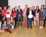 La Festival a beneficio de ALES recauda 1.000 euros