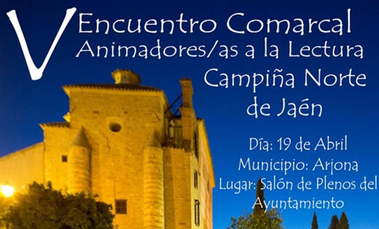 El V Encuentro Comarcal de Animación a la Lectura, el 19 de abril en Arjona
