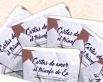 Rafael Latorre y Nani López Villalta presentarán 'Cartas de amor, el triunfo de Ea' en Mengíbar