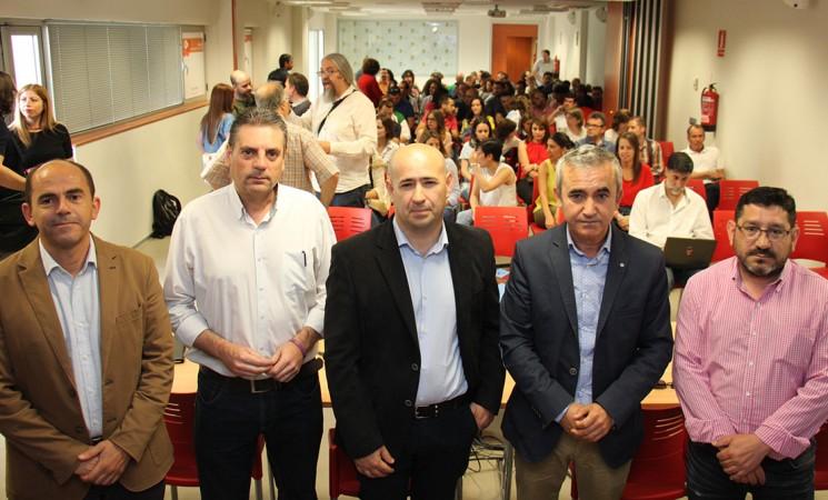 Cónclave de los dinamizadores locales de Guadalinfo en Mengíbar