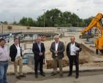Diputación optimizará los costes por vertidos de la depuradora de Mengíbar