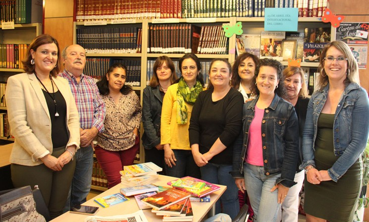 El nuevo club de lectura de Mengíbar echa a andar