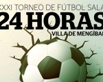 Abierta la inscripción para las 24 Horas de Fútbol Sala de Mengíbar