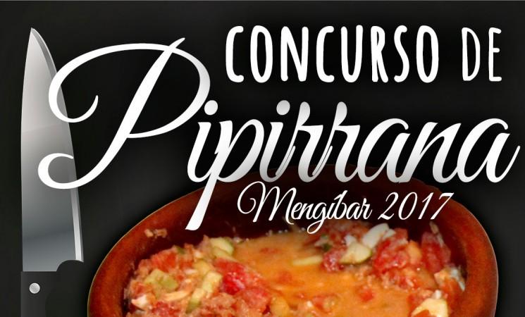 El Concurso de la Pipirrana de Mengíbar y juegos infantiles, este domingo