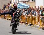 Mengíbar, capital de las motos en la provincia de Jaén (fotos y vídeos)