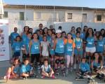 Diversión y deporte en el III Día del Patín en Mengíbar