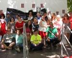 Diversión en la Feria de Día de Mengíbar con 'Tu cara me suena' (fotos y vídeos)