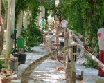 El Parque Municipal acoge el XVII Concurso Nacional de Albañilería de Mengíbar 2017