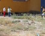 El Ayuntamiento de Mengíbar limpia solares ante el riesgo de incendios