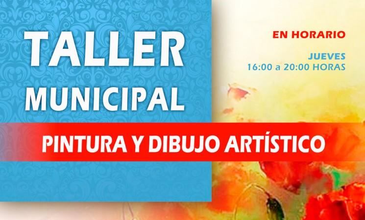 Taller Municipal de Pintura y Dibujo Artístico en Mengíbar