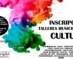 Abierta la inscripción para los Talleres Municipales de Cultura de Mengíbar