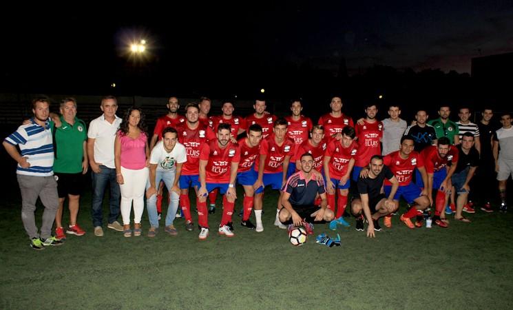 El fútbol regresa al Ramón Díaz con la victoria del Atlético Mengíbar