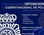 Preparación de oposiciones al Cuerpo Nacional de Policía en Mengíbar