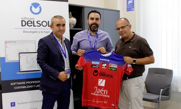 El Atlético Mengíbar cambia de nombre por el de Software DELSOL Mengíbar FS