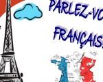 Cartel del Taller Municipal de Francés en Mengíbar