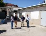 Obras y Servicios regresa a los Almacenes Municipales de Mengíbar en Pretel de Gámez