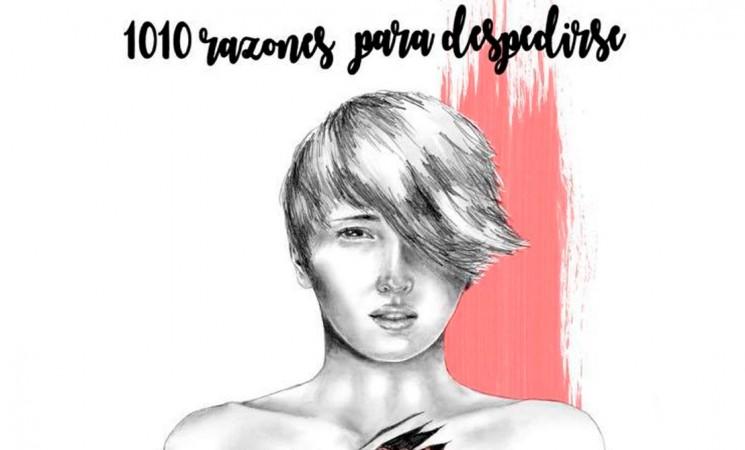 La mengibareña Lola Delgado presentará su poemario '1.010 razones para despedirse' en el Día de la Biblioteca