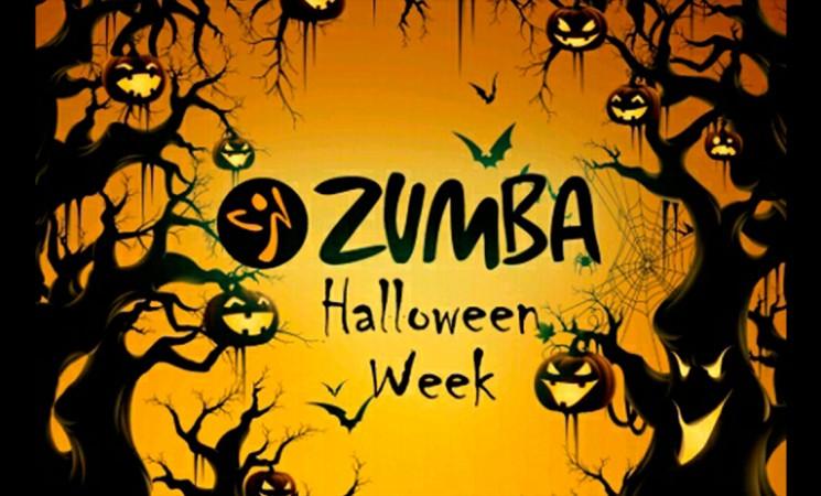 Zumba Halloween, en el Pabellón de Mengíbar, el próximo 4 de noviembre