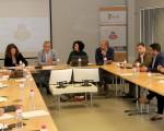 Presentación en Mengíbar de los incentivos de la Agencia IDEA para instalación en parques tecnológicos