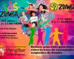 Zumba para niños de 4 a 11 años, en Mengíbar, a partir del 8 de enero de 2018