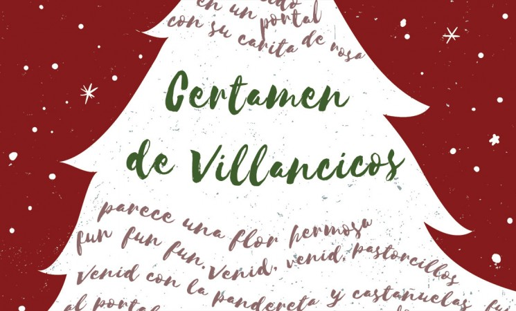 Certamen de Villancicos de Mengíbar, en la Plaza de la Libertad, el sábado 16