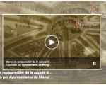 Vídeo de la restauración de la cúpula del templo San Pedro Apóstol de Mengíbar